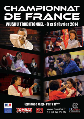 Championnat de France WUSHU TRADITIONNEL