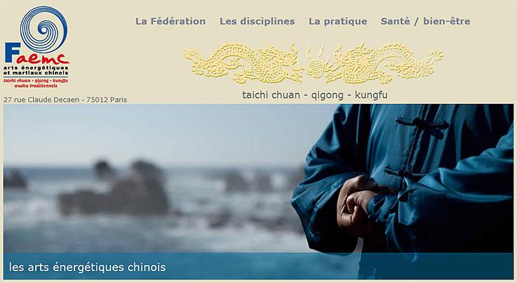 Tai chi chuan - Tai-chi-chuan - Martial - Tai-chi-chuan Martial - Tai-chi-chuan Santé - Qi Gong - Sanda - Gu Qi Dao - Aramis - Houilles