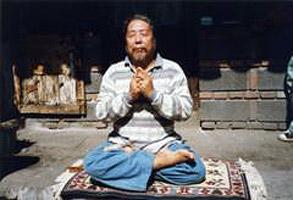 méditation - Maître Wang Xuanjie - Qi Gong - Tai chi chuan - Tai-chi-chuan - Aramis - Houilles