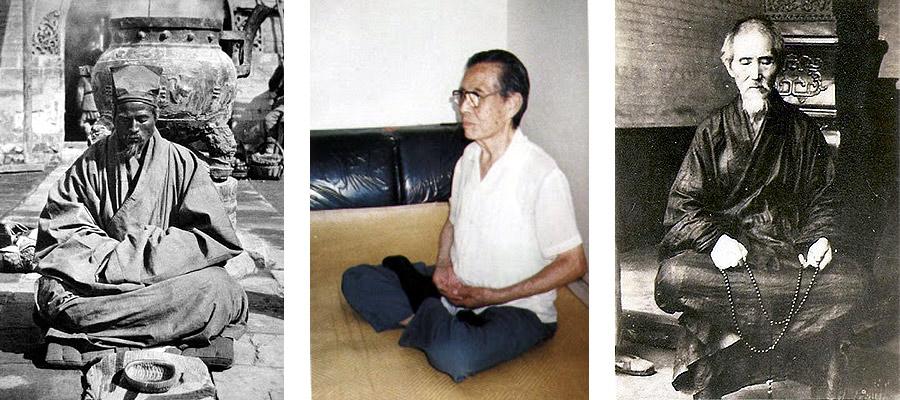 méditation - Moine Taoïste - Maître Mi Chingke - Maître Taoïste Xu Yun - Qi Gong - Tai chi chuan - Tai-chi-chuan - Aramis - Houilles