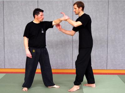 Attacher les vêtements avec indolence (Style Chen de Taiji Quan) - Tai chi chuan - Tai-chi-chuan - Martial - Tai-chi-chuan Martial - Tai-chi-chuan Santé - Qi Gong - Sanda - Gu Qi Dao - Aramis - Houilles